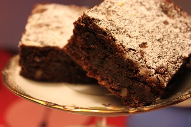 Diese Brownies machen süchtig:)